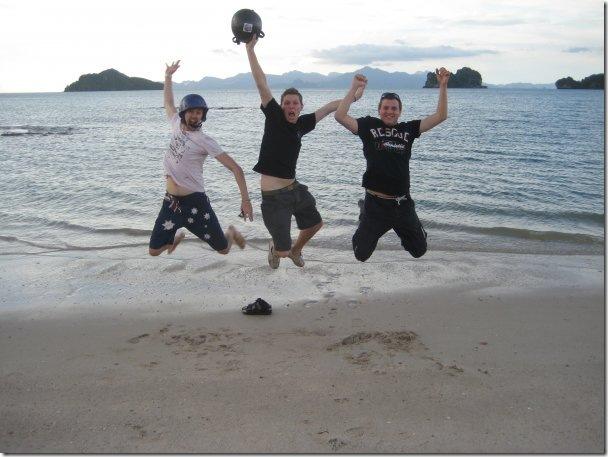 Lankavi Jump!